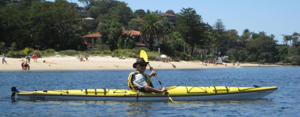 Getaway in Sydney harbor