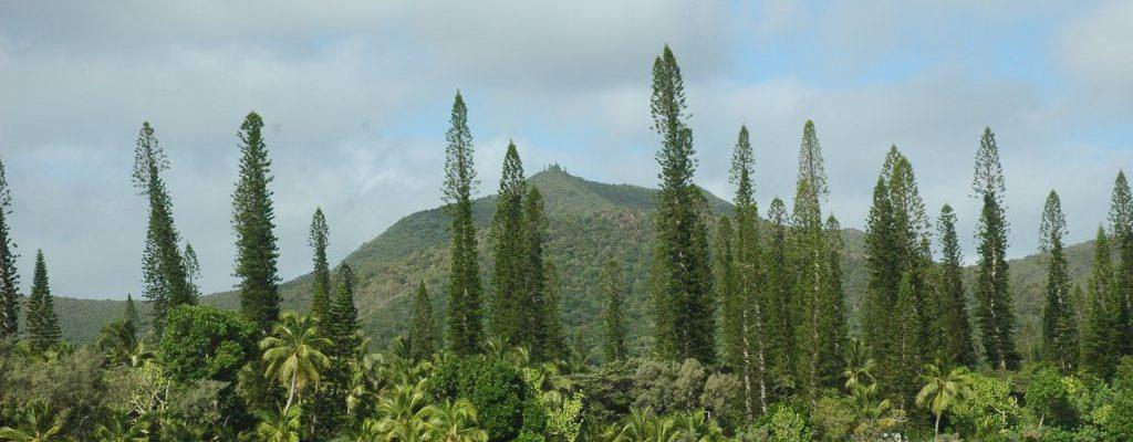 peak N'Ga – Isle of Pines