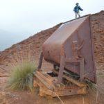 Wagonnet mine GR2H