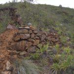 Shaft  sur la mine Chimère_4 (Dumbéa nord)