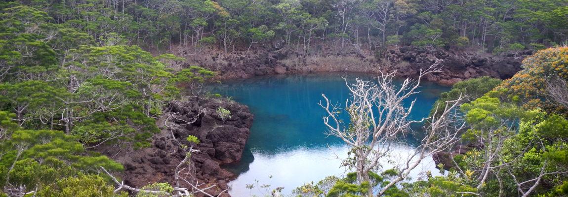 Le lac Jade