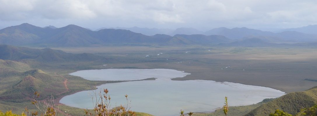 Le pic du grand Kaori (2018) – Secteur de la plaine des lacs
