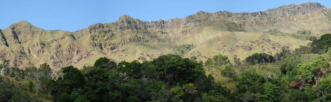 Les roches de la Ouaïeme